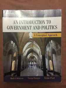 An Introduction to Government and Politics