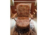 Ercol vintage armchair