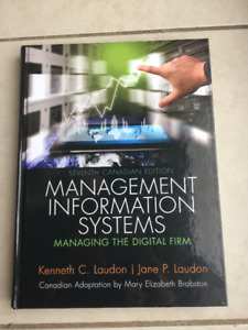 Management Information Systems - Seventh Canadian Edition
