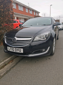 Vauxhall insignia ecoflex Sri. Will come with 12 month mot
