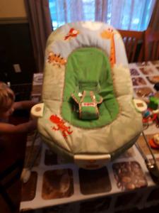 Chaise de table pour bébé