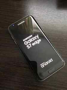 SAMSUNG GALAXY S7 EDGE - 32GB BLACK - EXCELLENT CONDITION Ingle Farm Salisbury Area Preview