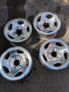Ford Truck 16x7  Used Wheel Rims (XL34-1007-BA) (Price for 4)s