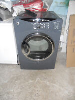 GE front load dryer with sensor dry option (Electric)
