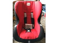 Britax car seat 9kg -18kg