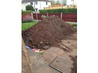 Soil free for collection from bilborough