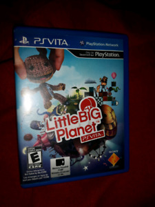 PS VITA Little Big Planet for sale or trade