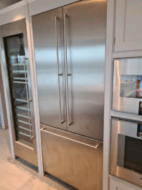 SOLD Gaggenau Fridge Freezer