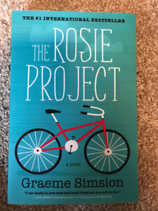 'The Rosie Project' and 'The Rosie Effect' by Graeme Simsion