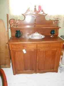 1860s  PINE SIDEBOARD