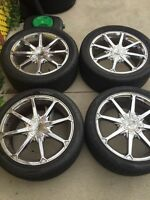 Rims for Mercedes or Bmw