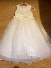 Girls bridesmaid/ party dress