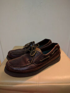 SPERRY TOPSIDER - SIZE 12