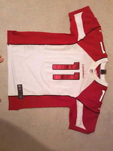 Authentic NFL Arizona Cardinals jersey for sale.