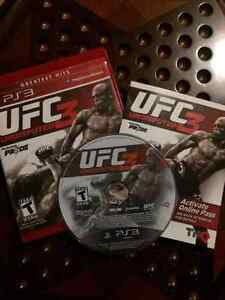 UFC Undisputed 3 PS3 Playstation 3