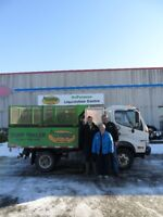 Family Owned & Operated Junk Removal Trailer Services