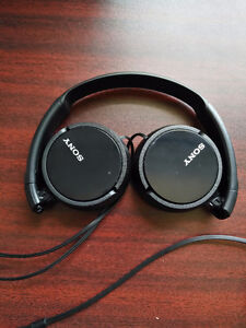 Écouteurs Sony MDR-ZX110
