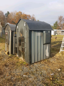Used outdoor wood furnace