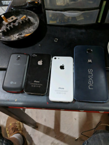 Lot cellulaire plus galaxy tab 3