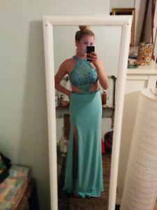 Prom Dress, Mermaid Silhouette