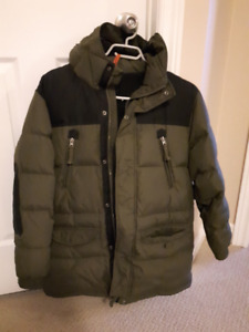 Boys XXL GAP Hooded Winter Jacket