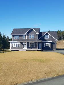 Beautiful Executive Home for Sale or Lease in scenic Witless Bay