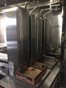 PETROS Shawarma/Doner Meat Machine for Sale