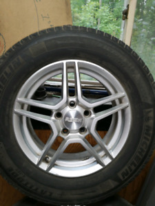 "16 "" Alloy Rims,  2009 Jeep Patriot"