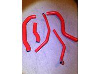 Gsxr 600 srad silicone hose kit new