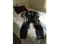 Hein gericke two piece leathers