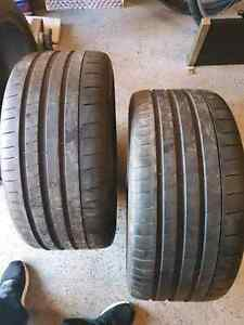 255/35zr19 Michelin pilot super sport  Kitchener / Waterloo Kitchener Area image 1