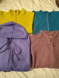 Winter top/fleece bundle sz 16