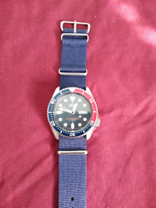 Seiko SKX009J1 ' Made in Japan ' Diver's Watch