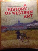A HISTORY OF WESTERN ART TEXTBOOK