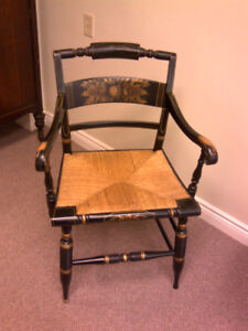 Antique Hitchcock Chair