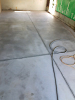 Deco concrete repair
