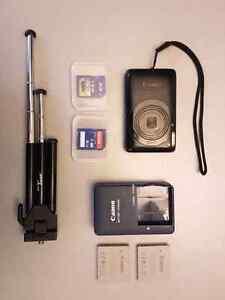 Canon slim camera bundle