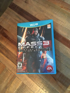 Mass Effect 3 - Special Edition (Wii U)