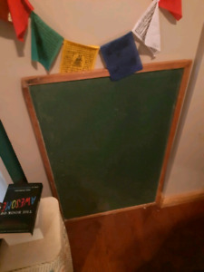 Antique chalkboard for sale