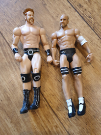 Sheamus and Cesaro Wwe
