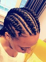 Affordable braiding and weaving