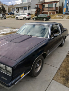 1981 cutlass supreme