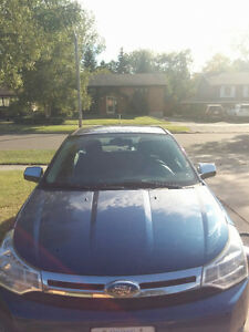 2008 Ford Focus SES Coupe (2 door)