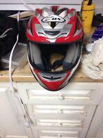 2 ZOX Helmets
