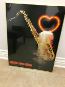 Framed Musical Prints