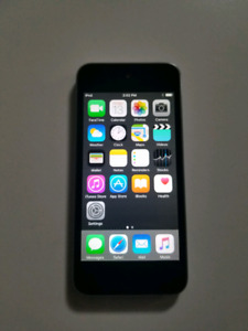 iPod touch 5th Generation 32gb Black