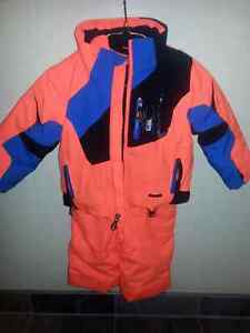 Boys Spyder 2 pices snow suit for 2 years old