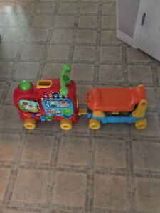 VTech Sit-To-Stand Ultimate Alphabet Train ( English edition)