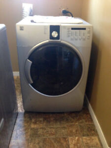Kenmore (made by Samsung) high efficiency Dryer