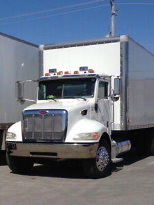 Peterbilt 335 2009 automatique